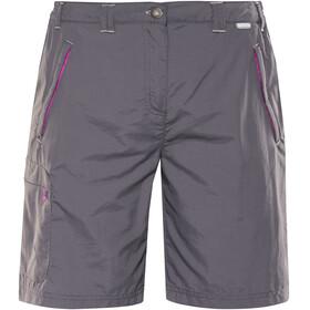 Regatta Chaska - Pantalones cortos Mujer - gris